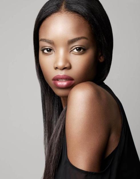 Photo du mannequin angolais Maria Borges
