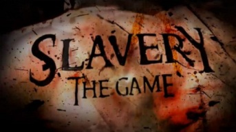 Visuel du faux jeu Slavery The Game