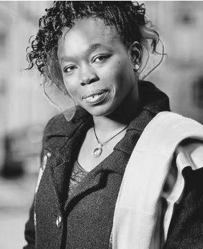 Photo de Fatou Dioma, écrivaine sénégalaise