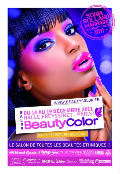 Affiche du salon Beauty Color