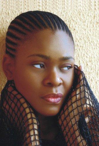 Photo portrait de la styliste nigériane Deola Sagoe