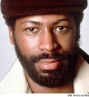 Photo du chanteur américain Teddy Pendergrass