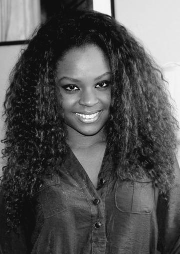 Photo d'Andrea Iyamah, styliste nigériane