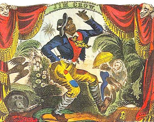 Représentation de Jim Crow