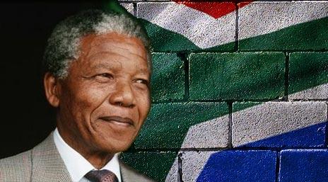 Photo de Nelson Mandela